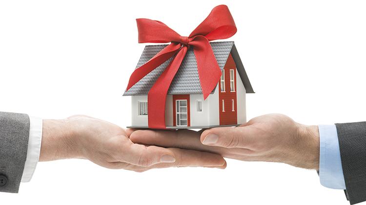 Подарить долю в ипотечной квартире