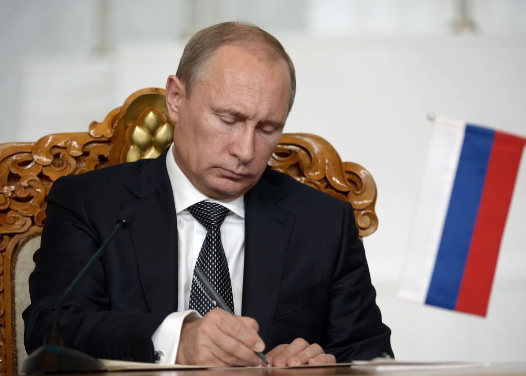 Путин подписал закон о штрафах за нарушения при долевом строительстве
